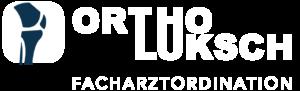 Logo der Facharztordination Ortho Luksch